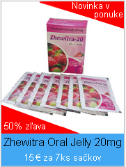 Zhewitra 20m Oral Jelly